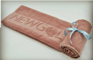 Microfiber promotional towels
